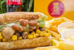 Combo Sándwich Vegetariano