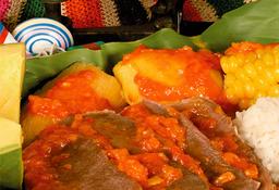 Lengua en Salsa Criolla
