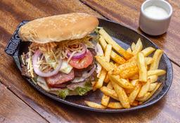 🍔 Hamburguesa Bacon