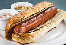 Cheese Hot Dog