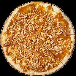 Pizza Arequipe con Mani Moto