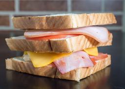 🥪 Sándwich Sencillo