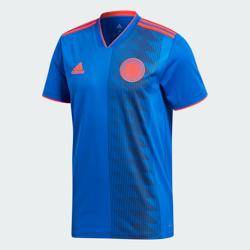 Camiseta Oficial Selección De Colombia Visitante 2018