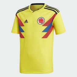 Camiseta Oficial Selección De Colombia Local Niño 2018