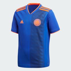 Camiseta Oficial Selección De Colombia Visitante Niño 2018
