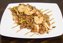 🥡 Teppanyaki Frutos del Mar