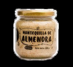 Mantequilla de Almendra