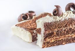 🍰Porción Personal Torta de Chocolate 2x1