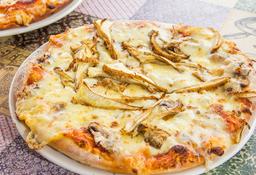 Pizza 3 Zetas al Ajillo