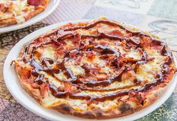 Pizza Tocineta Ciruela