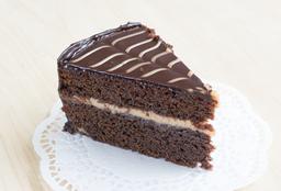 🍫 Torta de chocolate porción