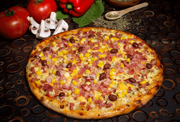 Pizzeta Ranchera