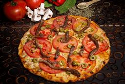 Pizzeta a la Romana