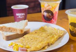 Combo Desayuno de la Casa