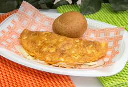 Omelet Pavo y Queso