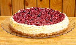 🍰 Cheesecake NY frutos rojos