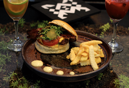 Hamburguesa Gore Burger
