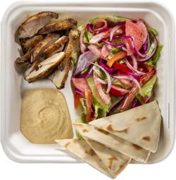 🍽Plato Shawarma