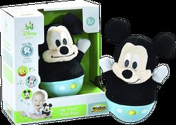 Peluche Mickey Balancín Sonidos y Movimiento para bebés 3M +