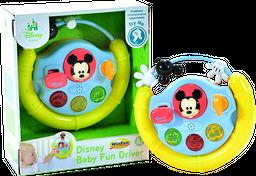 Timón Mickey Mouse con Luces y Sonidos para bebés 6M +