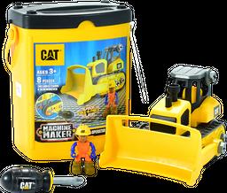 Bulldozer Cat para Armar de 7 Piezas 3 +