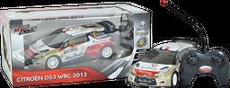 Carro a escala 1:16 4CH R/C Citroen DS3 WRC 2013 3+
