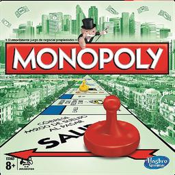 Juego de Mesa Monopoly Modular Hasbro 8+