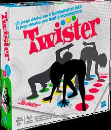 Juego de Mesa Twister - Hasbro Gaming Para Toda la Familia