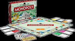 Juegos de Mesa Nuevo Monopoly Clasico Hasbro Gaming 6+