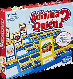 Juegos de Mesa Nuevo Adivina Quien Clasico Hasbro +6