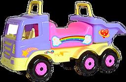 Mi Primer Montable Volqueta Juguete Niña Boytoys Truck 2+