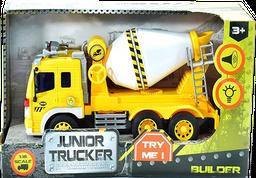 Carro Trucker Mezcladora Luces y Sonido - Para Mayores de 3+