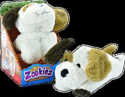 Peluche Que Se Sujeta Zookie con Diseño de Perro de 30 Cm