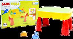 Mesa para Jugar con Arena y Agua, Incluye Accesorio 2+