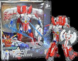 Robot Fighter TruckMaster ExtraGrande 3+