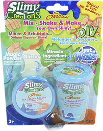 Slimy Creation Shake and Make your Own