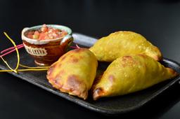 🥟 Empanada Horneada de Pollo y Champiñones