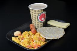 🍳☕ Desayuno Colombiano