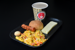 🍳🍞 Desayuno Peruano
