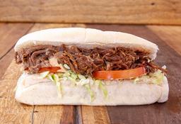 🥪 Sándwich Carne Desmechada