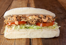 🥪 Sándwich Mixto