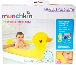Banera Inflable Pato