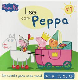 Leo 1 A E I O U Pepa