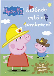 Sombrero Peppa Pig