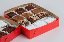 Mini-brownies X 12 Unidades Combinados