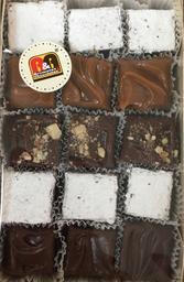 Mini-brownies X 15 Unidades Combinados