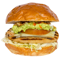 🍔 Hamburguesa de Pollo