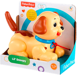Fisher Price Pequeno Snoopy
