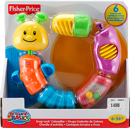 Fisher Price Oruga Cadena Co