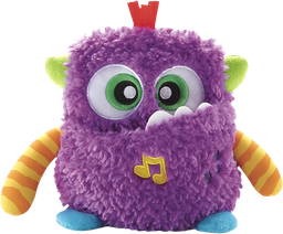 Fisher Price Monster Plush